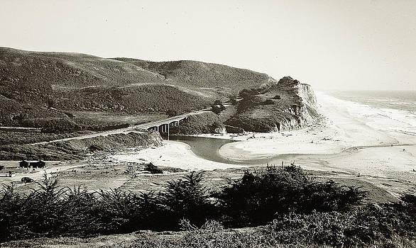 California Coast by Will Gunadi