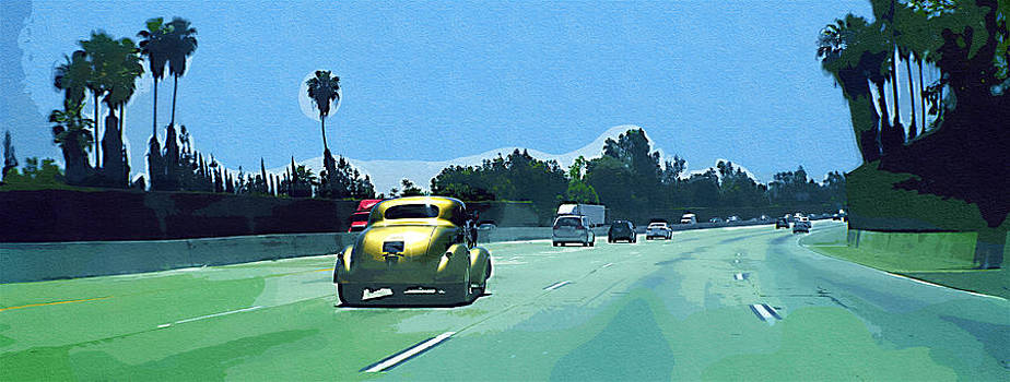 Cindy Nunn - California Cruising II