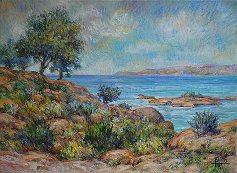 California Dreaming by Henry David Potwin