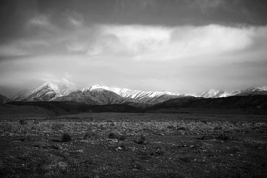 Landscape In Black and White by Gilbert Artiaga