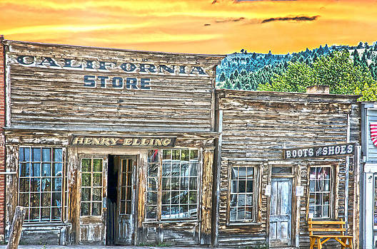 Randall Branham - California Store Virginia City Mt