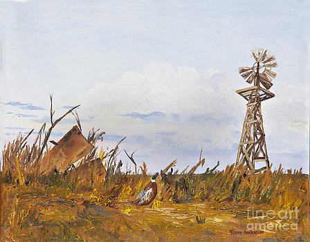 Call to Roost by Terry Anderson
