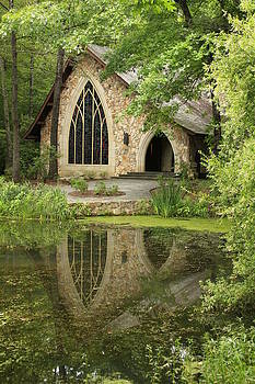 Callaway Gardens Chapel - Pine Mountain Georgia by Michael Weeks