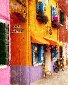 Calle Prepiero by Curtis Keisler