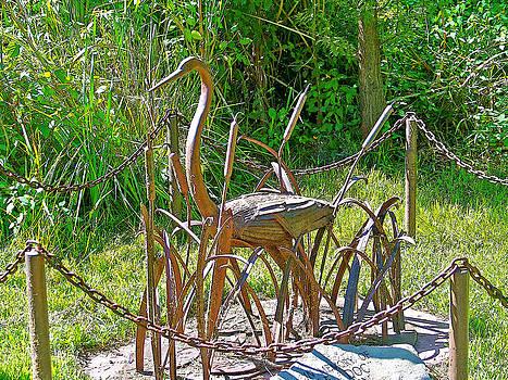 Calloway Sculpture by Julie Grace