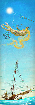 Calm - Spirit of the wind by Dmitry Rezchikov