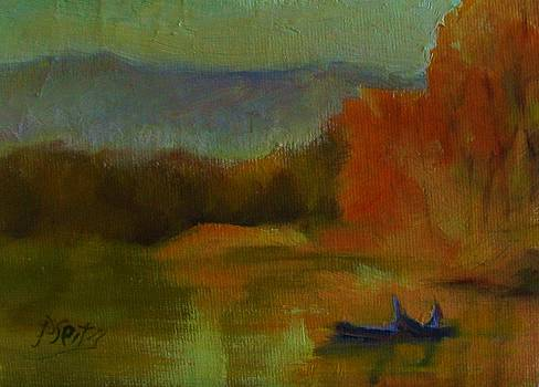 Calm Waters by Patricia Seitz