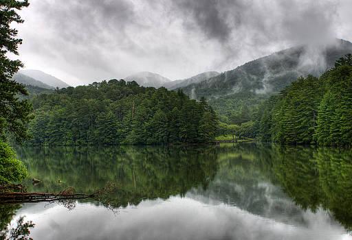 Calm Waters by Rebecca Hiatt