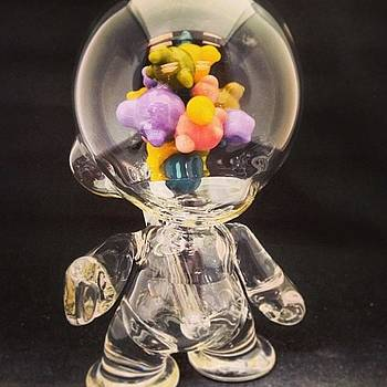 @calmbo Collab! Made In 2013. Located by Coyle Glass