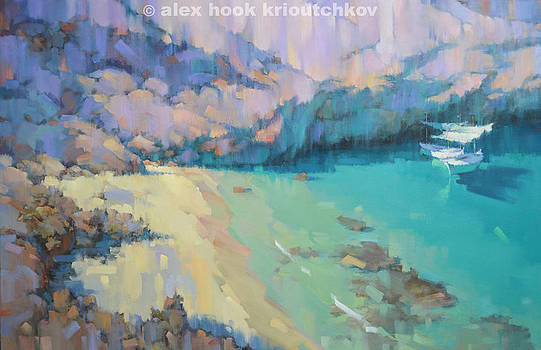 Calo des Moro by Alex Hook Krioutchkov