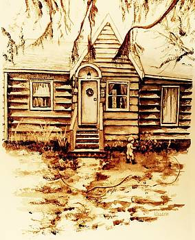 Cam and Ruthie's House by Julee Nicklaus