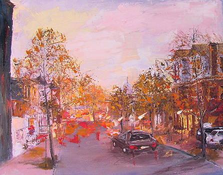 Cambridge MA by Elena Nayman