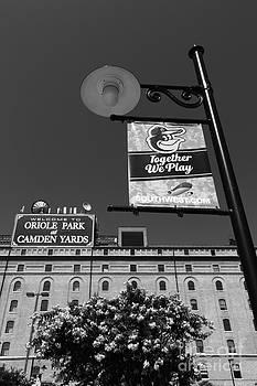 James Brunker - Camden Yards Baltimore