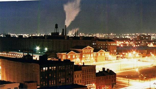 Camden Yards Baltimore Md. by James McAdams