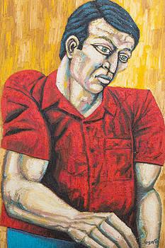 Camisa Vermelha by Jegofe
