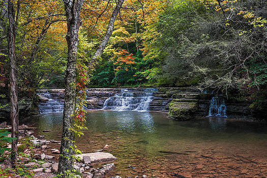 Mary Almond - Camp Creek State Park in Autumn