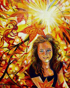 Anna  Duyunova - Canadian Autumn