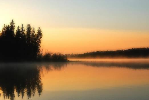 Canadian Fog by Sarah Rodefeld