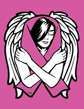 Cancer awareness by  Orlando Baca
