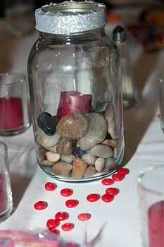 Candy and Rocks by Terry Thomas
