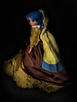 Donatella Muggianu - CANDY CANDY GIRL WITH A PEARL EARRING