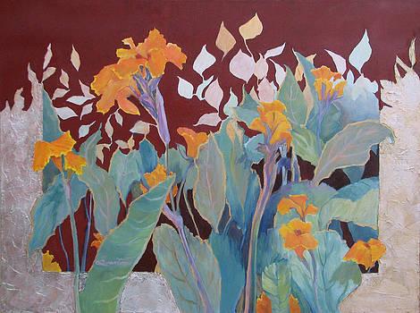 Cannalilies by Lori Quarton