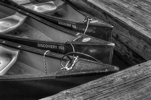 Jeff Burton - Canoes
