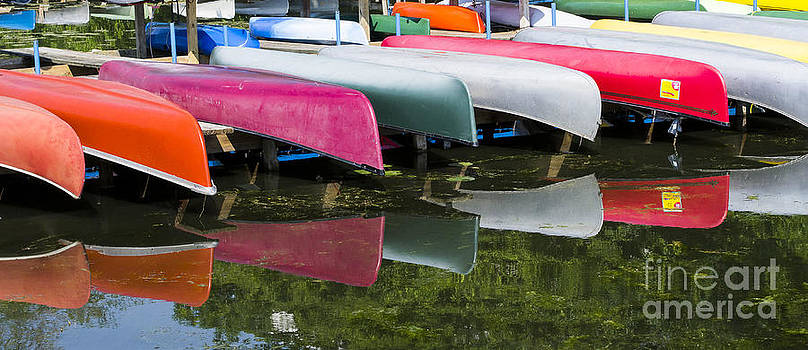 Steven Ralser - canoes