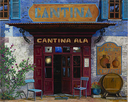cantina Ala by Guido Borelli