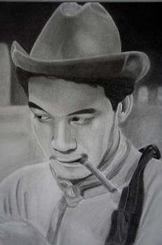Cantinflas by Enrique Garcia