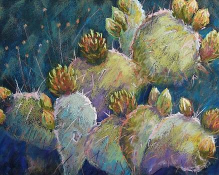 Canyon Cactus by Candy Mayer