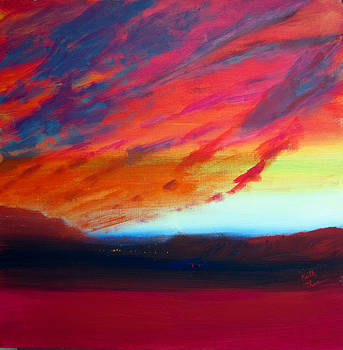 Keith Thue - Canyon Sunset