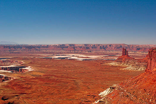 Canyonlands Utah by Al Blount
