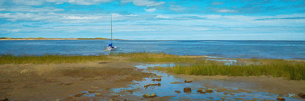 Cape Cod Bay by Michael Petrizzo
