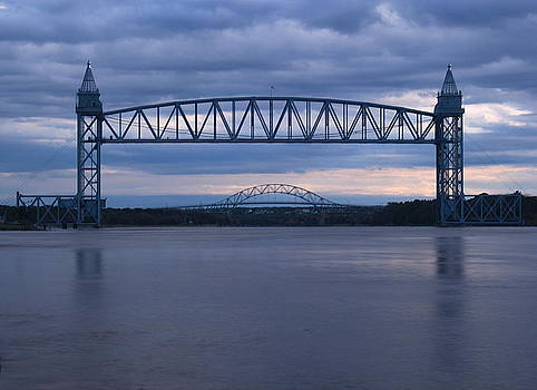 Amazing Jules - Cape Cod Train Bridge