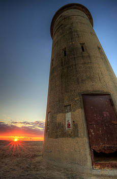 Cape henlopen Tower by David Dufresne