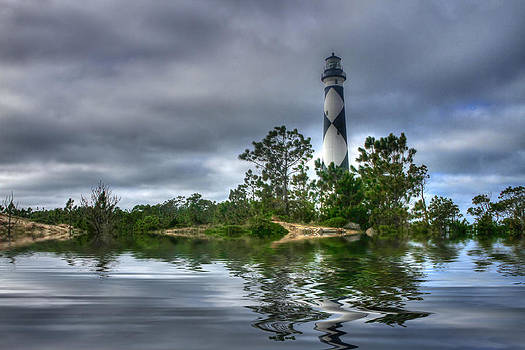 Cape Lookout by David Simons