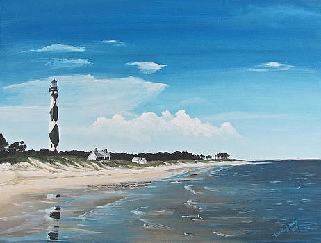 Cape Lookout National Seashore by Michelle Young