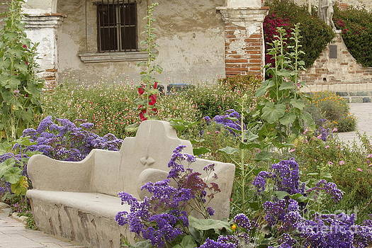 Capistrano Bench by Lawrence Costales