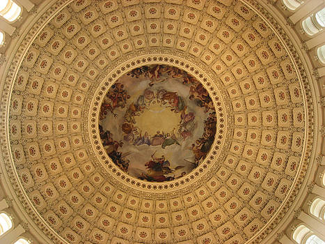 Capitol Dome by Paul Thomas