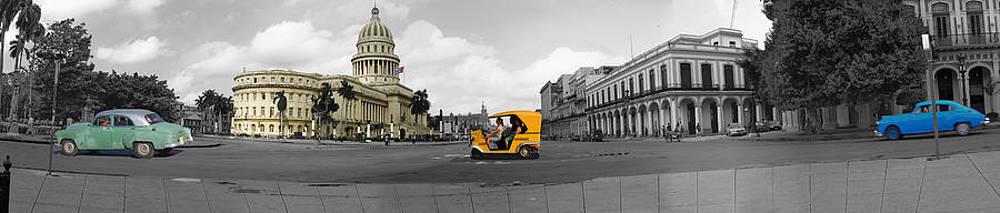 Capitolio de la habana./ Havana Capitol. by Juan Carlos Sepulveda