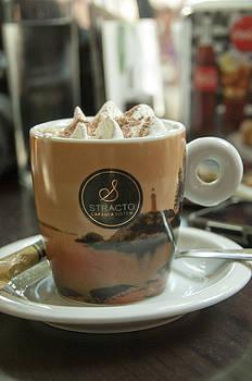 cappuccino European style by Alicia Morales