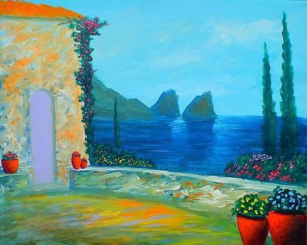 Capri Colors by Larry Cirigliano