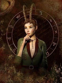 Capricorn by Britta Glodde