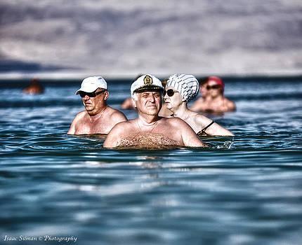 Isaac Silman - Dead Sea Captain