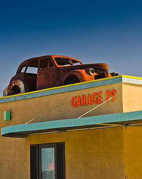 Car on Roof by Philip Chiu