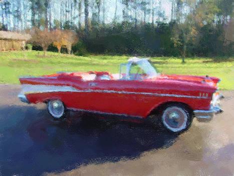 Car Painting by Allyana Bermejo