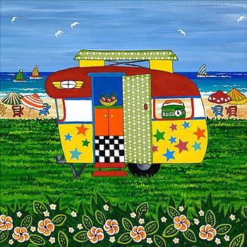 Caravan Holiday Ricky-Lee by Lisa Frances Judd