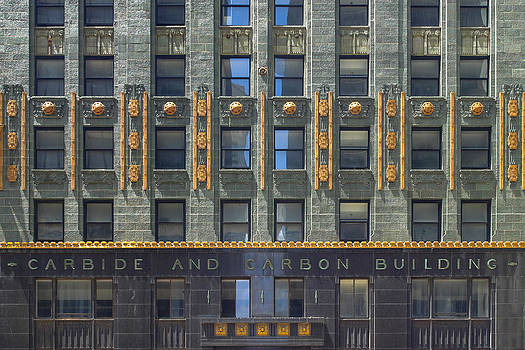 Adam Romanowicz - Carbide and Carbon Building