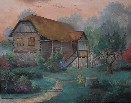 Cardak Village house by Anselmo Softic
